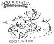 dessin skylanders 5 dessin à colorier