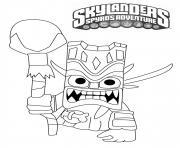 dessin skylanders 139 dessin à colorier