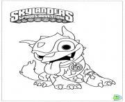 dessin skylanders 77 dessin à colorier