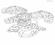 dessin skylanders 40 dessin à colorier