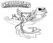 dessin skylanders 19 dessin à colorier