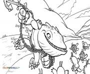 dessin skylanders 34 dessin à colorier