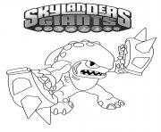 dessin skylanders 38 dessin à colorier