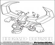 dessin skylanders 79 dessin à colorier