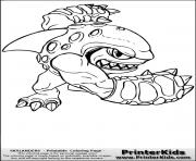 dessin skylanders 41 dessin à colorier