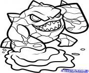 dessin skylanders 73 dessin à colorier