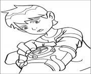 dessin ben 10 47 dessin à colorier