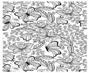 Coloriage anti stress adulte 5