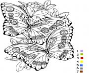 magique 44 dessin à colorier