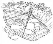 tarzan 79 dessin à colorier