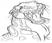 tarzan 47 dessin à colorier