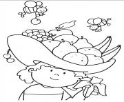 Coloriage fruit 68