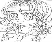 manga 116 dessin à colorier