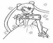 fille manga 12 dessin à colorier