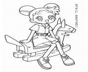 manga 159 dessin à colorier