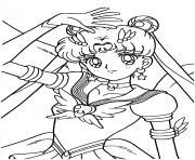 manga 5 dessin à colorier