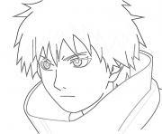 manga naruto 137 dessin à colorier