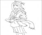 manga naruto 65 dessin à colorier