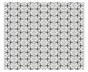 difficile zen symetrie dessin à colorier