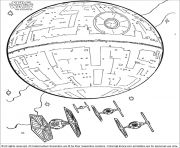 Coloriage star wars 86