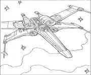 Coloriage Star Wars à Imprimer Dessin Sur Coloriage Info