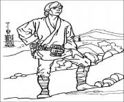 Coloriage star wars 148