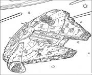 Coloriage star wars 120 dessin