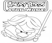 angry birds star wars 112 dessin à colorier
