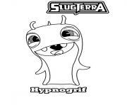 slugterra hypnogrif dessin à colorier