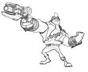 dessin slugterra fusil dessin à colorier