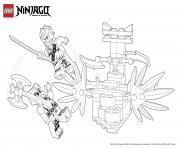 Coloriage Ninjago à Imprimer Dessin Sur Coloriage Info