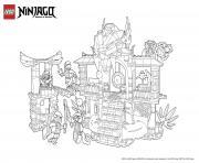 Coloriage Ninjago A Imprimer Gratuit Sur Coloriage Info