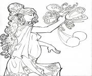 Coloriage art therapie 40 dessin