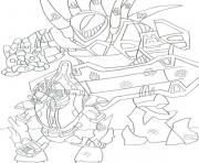 Coloriage Halo 3