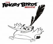 Coloriage angry birds le film 2