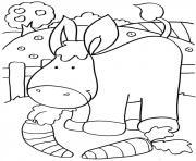 image ane 142 dessin à colorier
