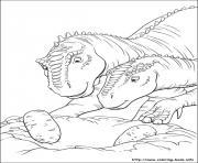 dinosaure gratuit 57 dessin à colorier