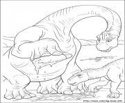 dinosaure gratuit 40 dessin à colorier