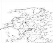 dinosaure gratuit 48 dessin à colorier
