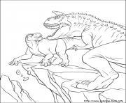 dinosaure gratuit 53 dessin à colorier