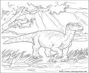 dinosaure gratuit 60 dessin à colorier