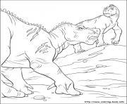 dinosaure gratuit 41 dessin à colorier