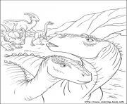 dinosaure gratuit 50 dessin à colorier