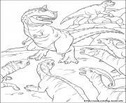 dinosaure gratuit 52 dessin à colorier