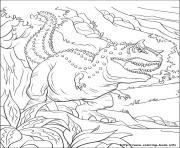 dinosaure gratuit 64 dessin à colorier
