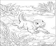 dinosaure gratuit 66 dessin à colorier
