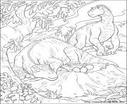 dinosaure gratuit 67 dessin à colorier
