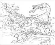 dinosaure gratuit 31 dessin à colorier