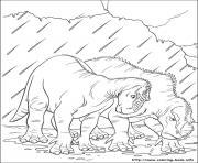 dinosaure gratuit 43 dessin à colorier