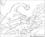 dinosaure gratuit 45 dessin à colorier